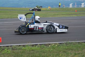 WUT-2 bolid